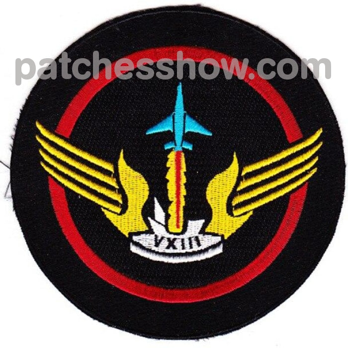 Vx-3 Aviation Experimental Squadron Patch Military Tactical Patches Embroidered Sew On Or Iron On