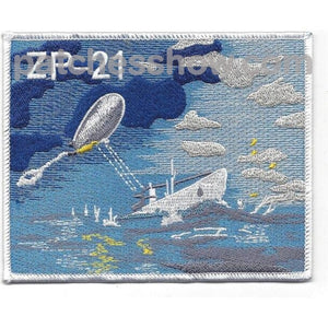 Zp-21 Aviation Airship Patrol Squadron Two One Patch Military Tactical Patches Embroidered Sew On Or