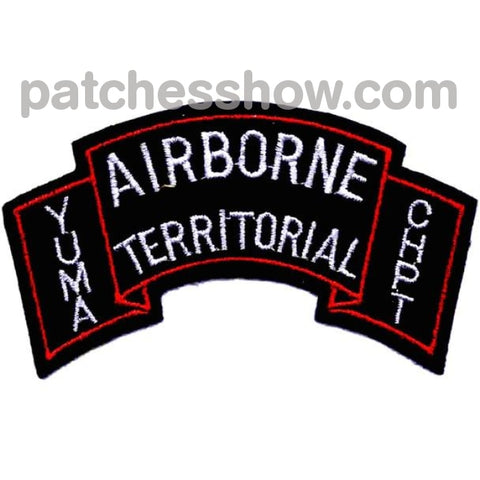 101St Airborne Infantry Division Yuma Arizona Territorial Chapter Patch Military Tactical Patches