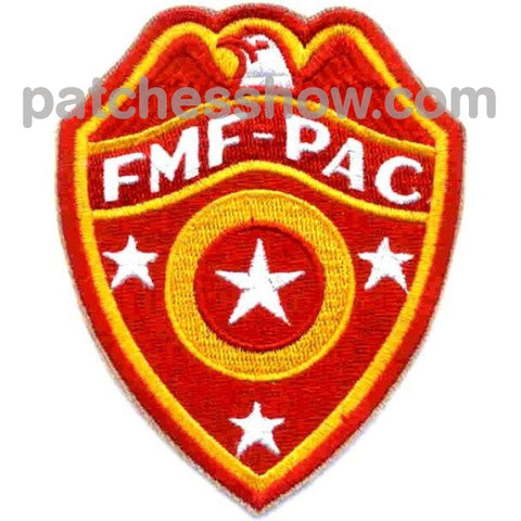 Fmf Pac Supply Patches Military Tactical Patches Embroidered Sew On Or Iron On Velcro Usa Wholesale
