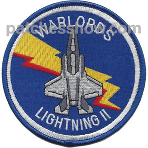 Vmfat-501 F-35 Patch Military Tactical Patches Embroidered Sew On Or Iron On Velcro Usa Wholesale
