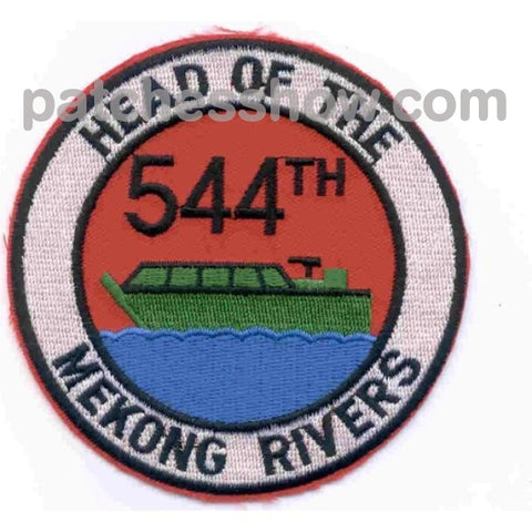 544Th Transportation Company Patches Military Tactical Patches Embroidered Sew On Or Iron On Velcro