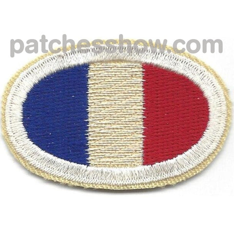 506Th Airborne Infantry Regiment Patch Oval H Version Military Tactical Patches Embroidered Sew On
