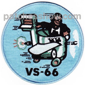 Vs-66 Air Sea Control Squadron Seventy Three Patch Wwii Military Tactical Patches Embroidered Sew On