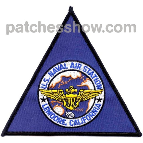 Naval Air Station Lemoore California Patches Military Tactical Patches Embroidered Sew On Or Iron On