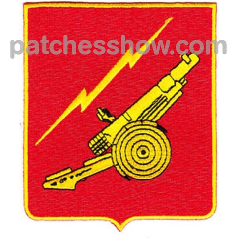 80Th Anti Aircraft Field Artillery Battalion Patch Military Tactical Patches Embroidered Sew On Or