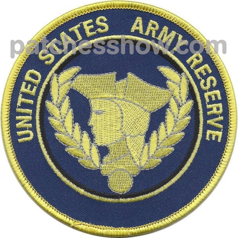 U.s. Army Reserve Patch Military Tactical Patches Embroidered Sew On Or Iron On Velcro Usa Wholesale
