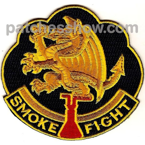 490Th Chemical Battalion Patch Military Tactical Patches Embroidered Sew On Or Iron On Velcro Usa
