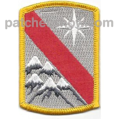 43Rd Sustainment Brigade Patch Military Tactical Patches Embroidered Sew On Or Iron On Velcro Usa