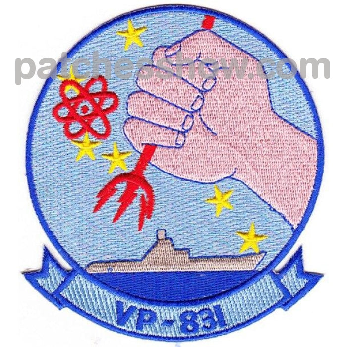 Vp-831 Patrol Squadron Second Version Patch Military Tactical Patches Embroidered Sew On Or Iron On