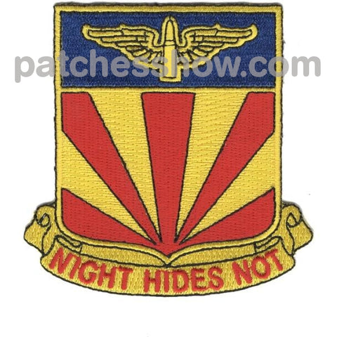 56Th Air Defense Artillery Regiment Patch Military Tactical Patches Embroidered Sew On Or Iron On