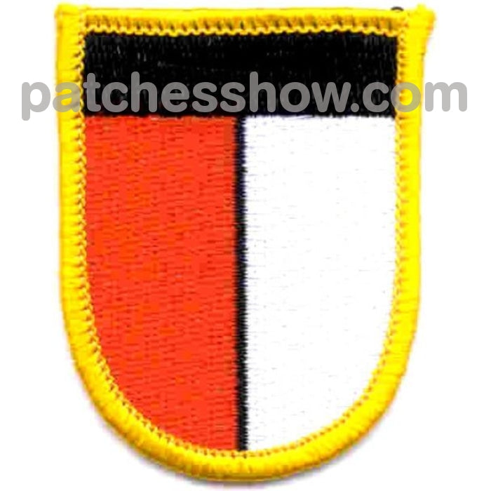 Special Forces Pacific Flash Military Tactical Patches Embroidered Sew On Or Iron On Velcro Usa