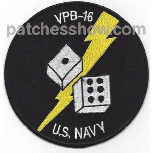 Vpb-16 Patch Lucky Seven Military Tactical Patches Embroidered Sew On Or Iron On Velcro Usa