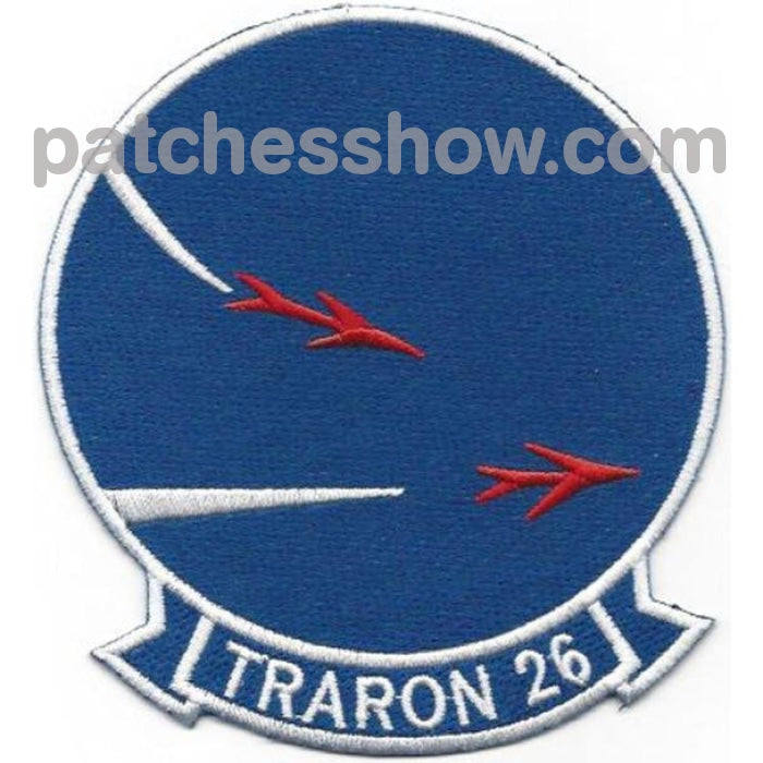 Vt-26 Aviation Air Training Squadron Twenty Six Patch Military Tactical Patches Embroidered Sew On