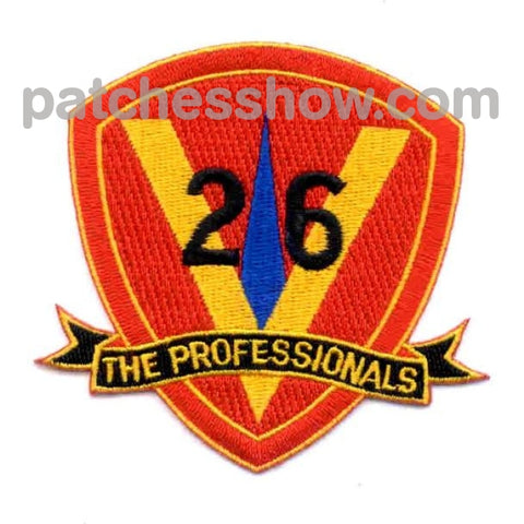26Th Marine Regiment 5Th Marines Patches Military Tactical Patches Embroidered Sew On Or Iron On