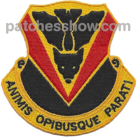 741St Aaa Anti-Aircraft Field Artillery Battalion Patch Military Tactical Patches Embroidered Sew On