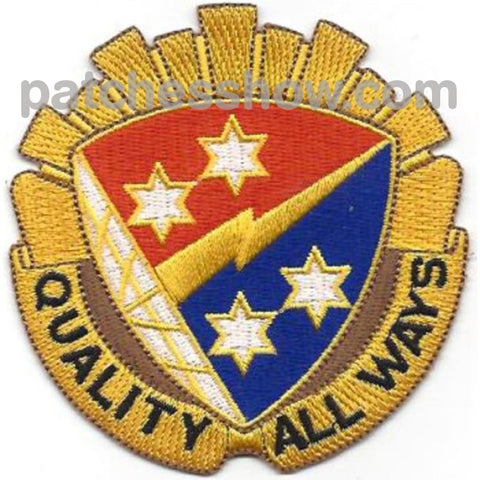 369Th Signal Battalion Patch Quality All Ways Military Tactical Patches Embroidered Sew On Or Iron