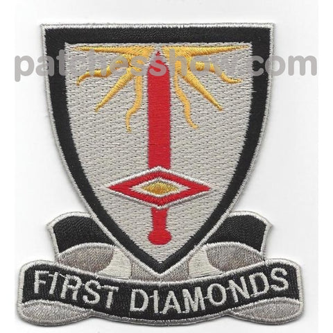 1St Finance Battalion Patch Military Tactical Patches Embroidered Sew On Or Iron On Velcro Usa
