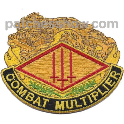 13Th Finance Group Crest Patch Military Tactical Patches Embroidered Sew On Or Iron On Velcro Usa