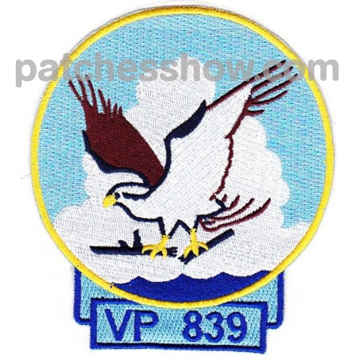 Vp-839 Patch Military Tactical Patches Embroidered Sew On Or Iron On Velcro Usa Wholesale
