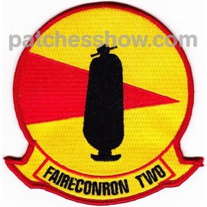 Vq-2 Aviation Fleet Air Reconnaissance Squadron Patch-Spook Military Tactical Patches Embroidered