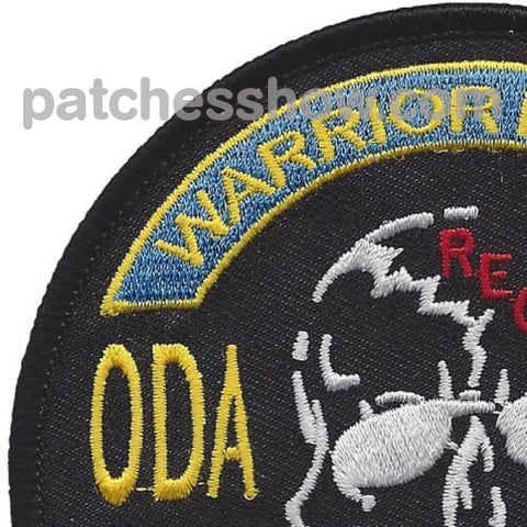 Oda-976 Patches Military Tactical Patches Embroidered Sew On Or Iron On Velcro Usa Wholesale