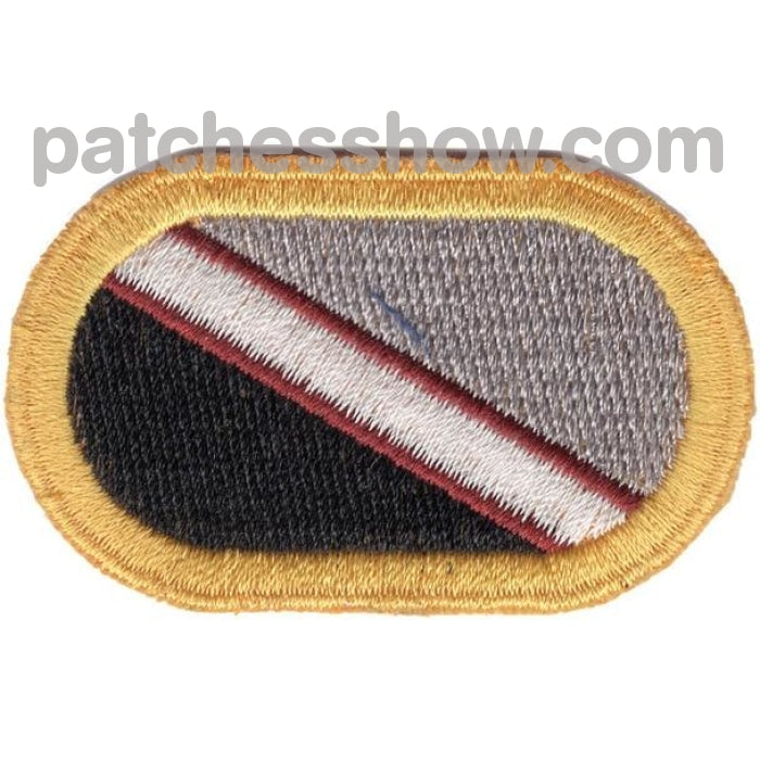 Special Warfare Medic Group Airborne Para Oval Patches Military Tactical Patches Embroidered Sew On