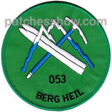 Sfg Oda-053 Patches Military Tactical Patches Embroidered Sew On Or Iron On Velcro Usa Wholesale