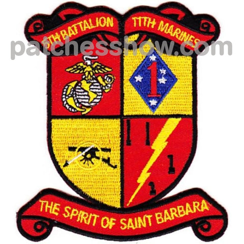 5Th Battalion Military Tactical Patches Embroidered Sew On Or Iron On Velcro Usa Wholesale1Th