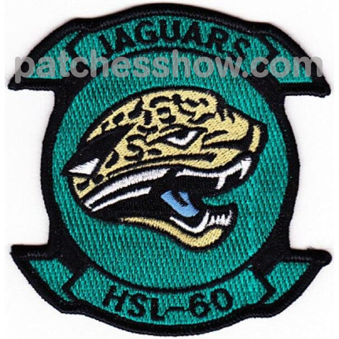 Hsl-60 Patches Jaguars Military Tactical Patches Embroidered Sew On Or Iron On Velcro Usa Wholesale