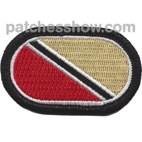 725Th Support Battalion Oval Patch Service To The Line Military Tactical Patches Embroidered Sew On