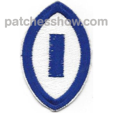 1St Service Command Patch Military Tactical Patches Embroidered Sew On Or Iron On Velcro Usa