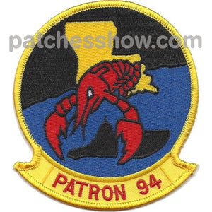 Vp-94 Patrol Squadron Patch Military Tactical Patches Embroidered Sew On Or Iron On Velcro Usa