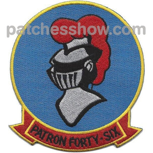 Vp-46 Patrol Squadron Second Version Patch Military Tactical Patches Embroidered Sew On Or Iron On