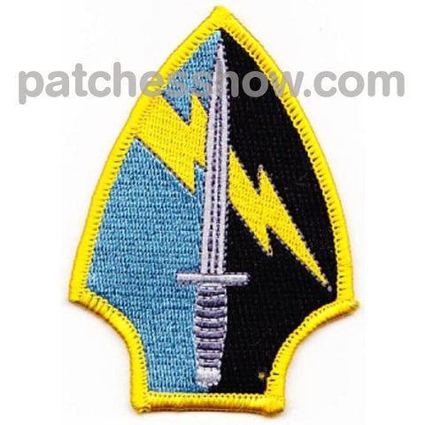 560Th Battlefield Surveillance Brigade Patch Military Tactical Patches Embroidered Sew On Or Iron On
