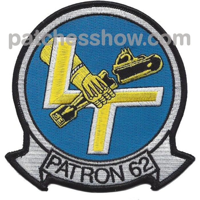 Vp-62 Patrol Squadron Patch Military Tactical Patches Embroidered Sew On Or Iron On Velcro Usa