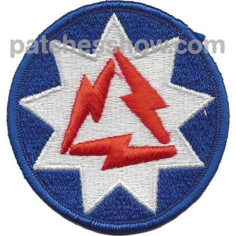 93Rd Signal Battalion Patch Military Tactical Patches Embroidered Sew On Or Iron On Velcro Usa