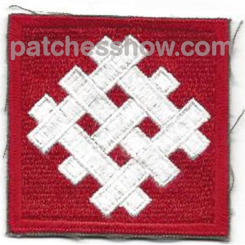 6Th Army Group Patch Military Tactical Patches Embroidered Sew On Or Iron On Velcro Usa Wholesale