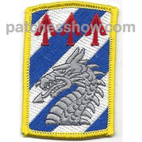 3Rd Sustainment Brigade Patch Shoulder Military Tactical Patches Embroidered Sew On Or Iron On