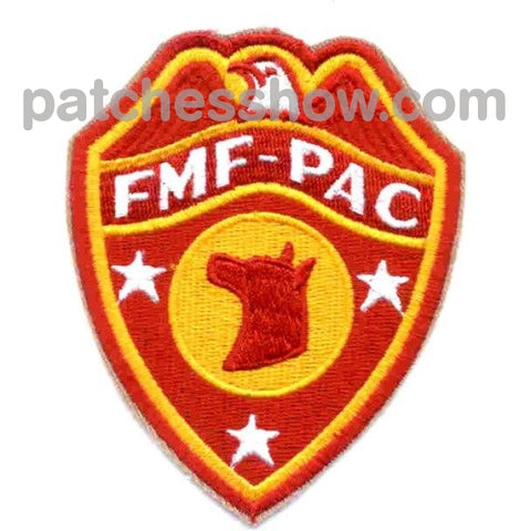 Fmf Pac Dogs Patches For Sale Military Tactical Patches Embroidered Sew On Or Iron On Velcro Usa