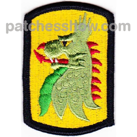 455Th Chemical Brigade Patch Military Tactical Patches Embroidered Sew On Or Iron On Velcro Usa