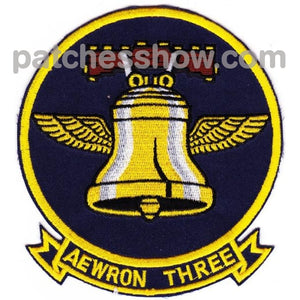 Vw-3 Patch Aewron Three Military Tactical Patches Embroidered Sew On Or Iron On Velcro Usa Wholesale