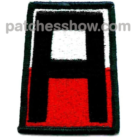 1St Army Patch Military Tactical Patches Embroidered Sew On Or Iron On Velcro Usa Wholesale