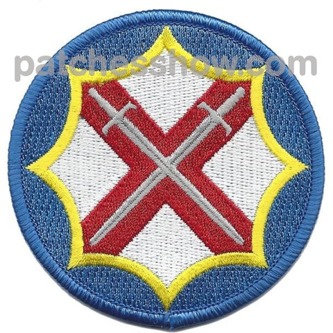 142Nd Battlefield Surveillance Brigade Patch Military Tactical Patches Embroidered Sew On Or Iron On