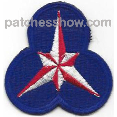 36Th Army Corps Patch Military Tactical Patches Embroidered Sew On Or Iron On Velcro Usa Wholesale