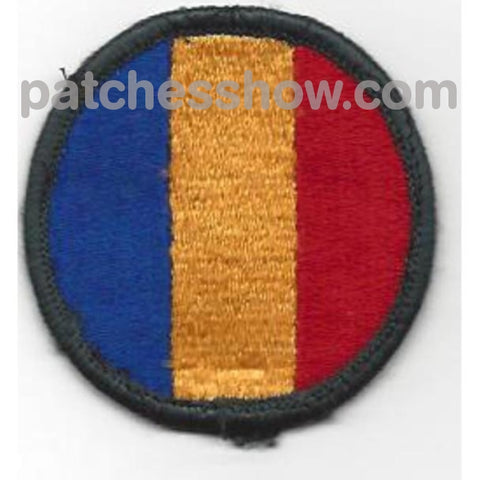 Replacement And School Command World War Two Patch Military Tactical Patches Embroidered Sew On Or