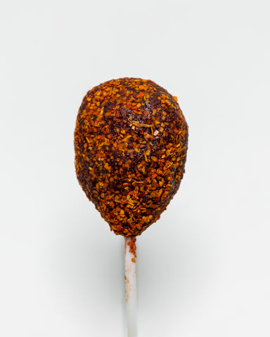 Watermelon Tamarind Chamoy Covered Lollipop 4pack