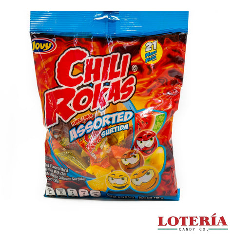 Chili Rokas Assorted