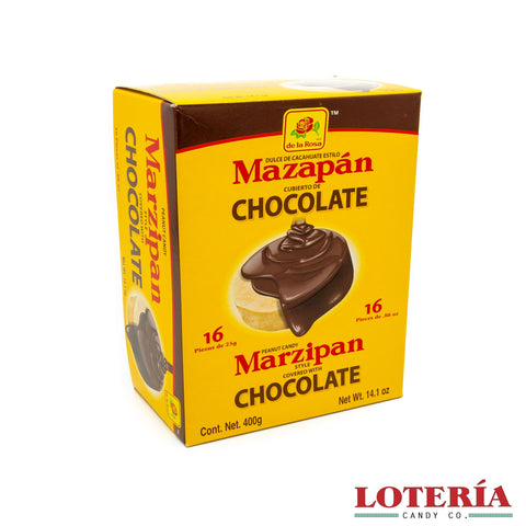 Chocolate Covered Mazapan 16 Count
