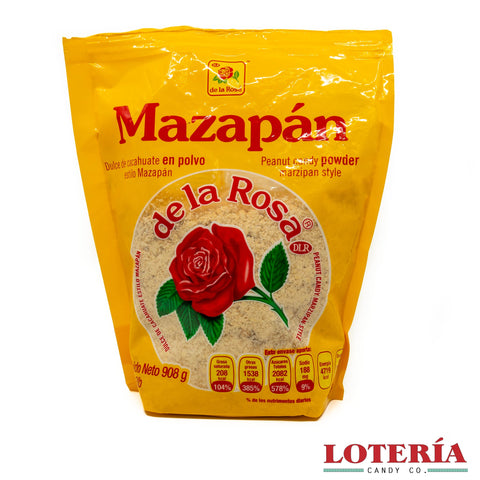 Mazapan Powder Bag 908g